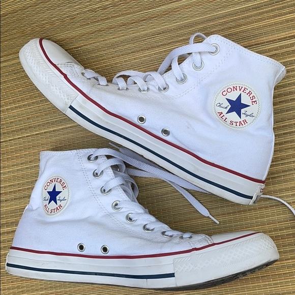 Converse All Star Chuck Taylor Hi-Top in white